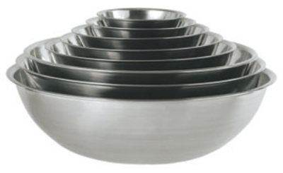 Update International MB-2000 20 qt Stainless Steel Mixing Bowl