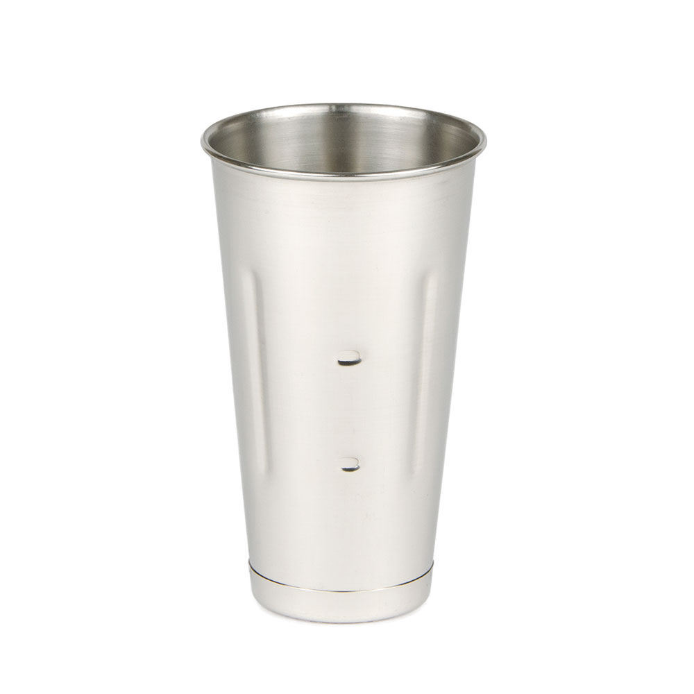 Update MC-30 30 oz Stainless Steel Malt Cup Restaurant Supply