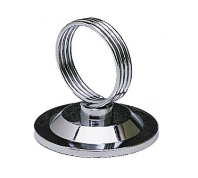 Update International MH-RCHB Ring Clip Menu Holder - St