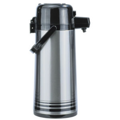 Update International NPD-25-BK/SF 2.5-liter Airpot - Glass Liner, Bla