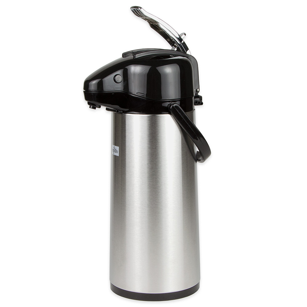 Update International NVAL-22BK 2.2-liter Val-U-Air Airpot - Glass Liner,