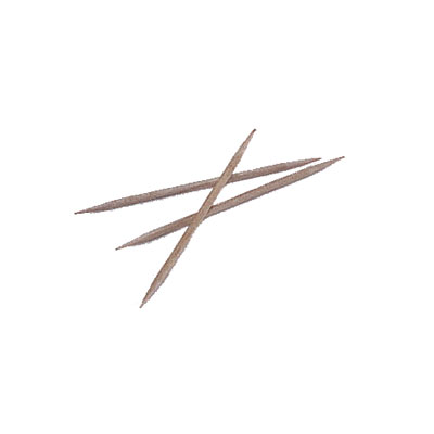 Update International PC-DP Double Pointed Picks - 2000 per Box