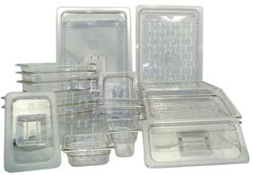 Update International PCP-334 1/3 Size Food Pan - 4&quot