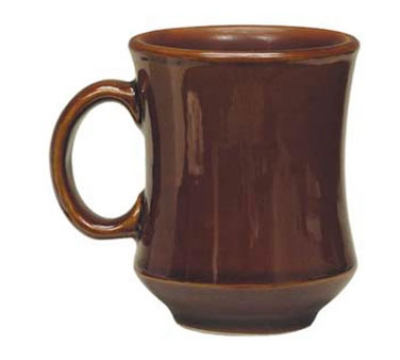 Update International PRS-75 7-1/2-oz Ceramic Princess Mug - Caramel