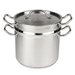 Update International SDB-08 8-qt SuperSteel Double Boiler