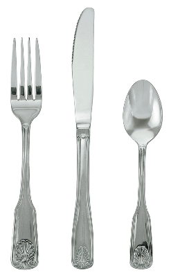 Update International SH-501-N Shelley Teaspoon - 18/0 ga Stainless, Mirror-Polish
