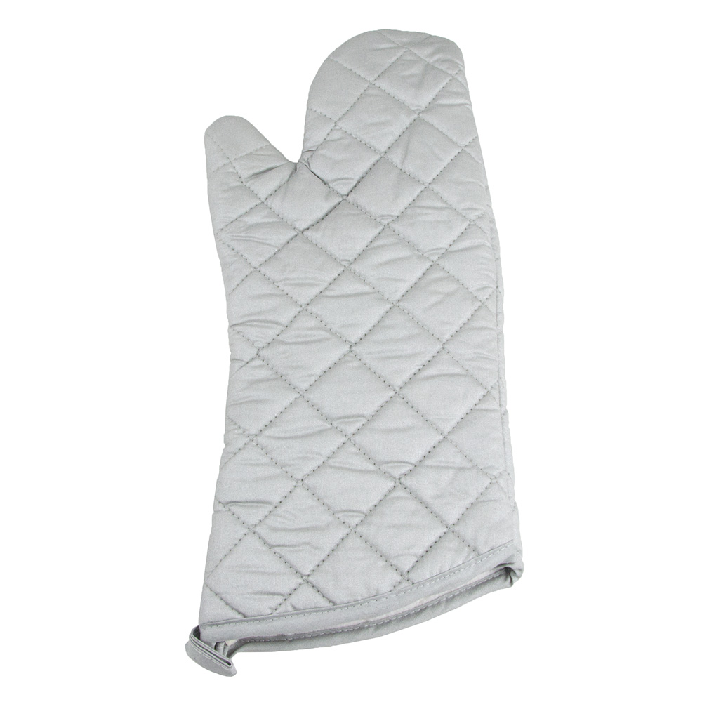 "Update International SIL-17 17"" Silicone Oven Mitt"