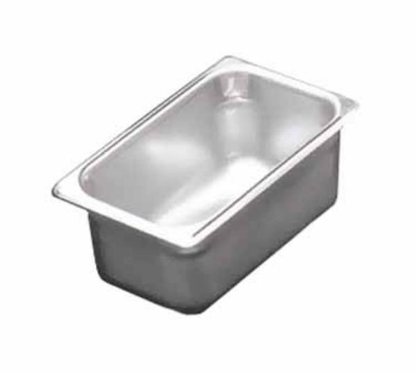Update International SPH-252 1/4 Size Steam Table Pan - 2