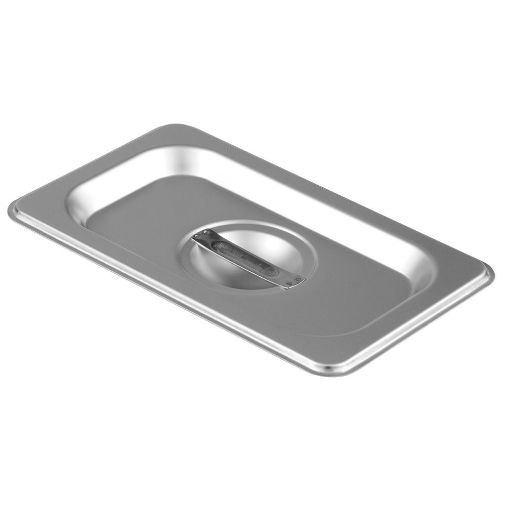 Update International STP-11LDC Ninth-Size Steam Pan Cover, Stainless