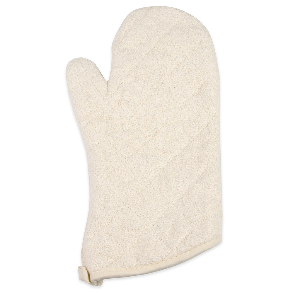"Update International TEC-13 13"" Terry Cloth Oven Mitt"