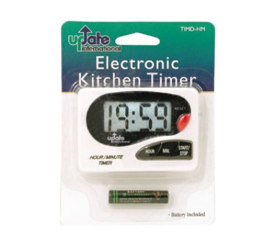 Update International TIMD-HM Digital Timer - Hour/Minute, Clip & Magnet