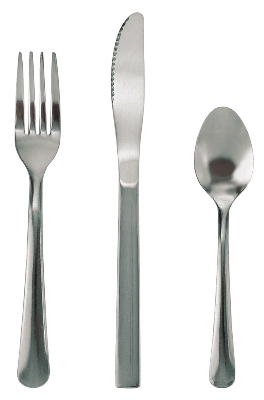 Update International WM-37 Windsor Oyster Fork - Medium Weight, 18/0 ga Stainless