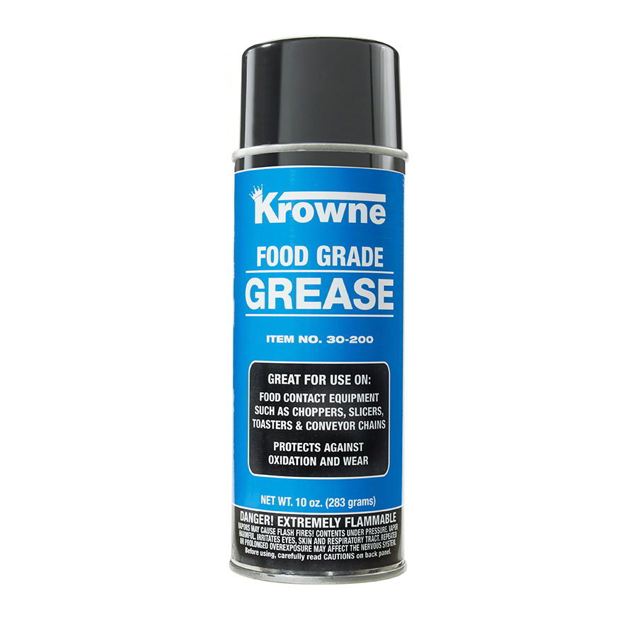 Krowne 30-200 Food Grade Grease for Food Contact Equipment