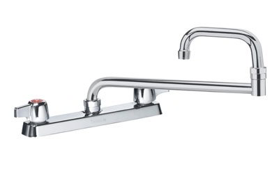 Krowne Metal 13-824L Low Lead Commercial Faucet Restaurant Supply