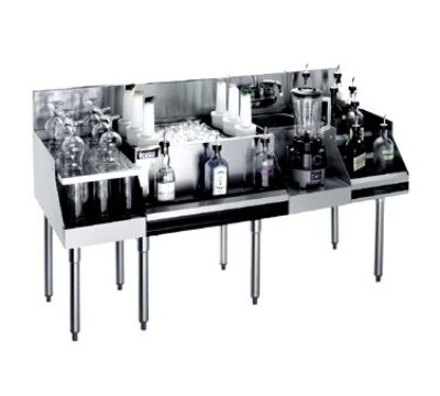 Krowne KR18-W72C-10 Cocktail/Blender/Liquor Unit
