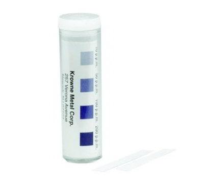 Krowne 25-124 Ammonia Test Strips
