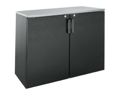 Krowne BD48 Non-Refrigerated Back Bar Storage Cabinet - 48x35