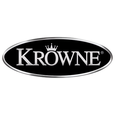 Krowne KR-311 Left End Splash Guard For Royal Series Underbar Sinks
