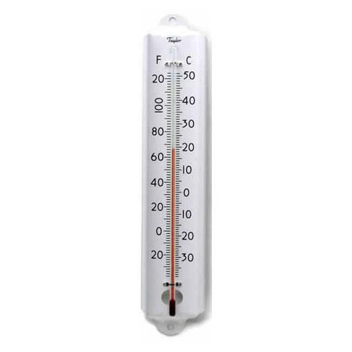 Taylor 1105J 12-in Thermometer For Cold / Dry Storage, -30 - 120 F