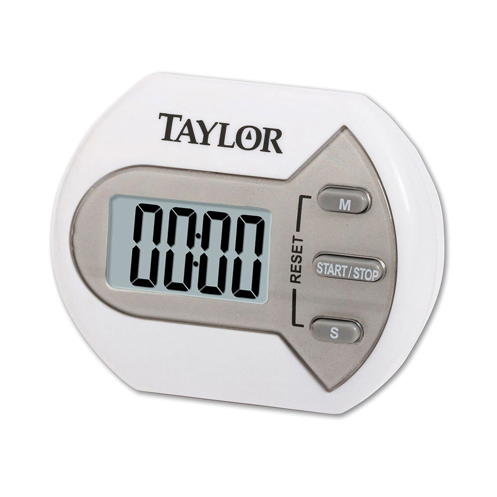Taylor 5806 Minute & Second Timer w/ .07-in Digital Readout