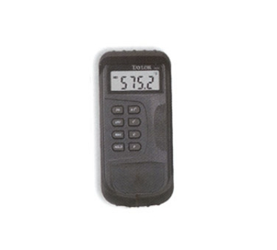 Taylor 9200 Thermocouple Thermometer Meter, Fold Feature, -58 to 1999 F Degrees