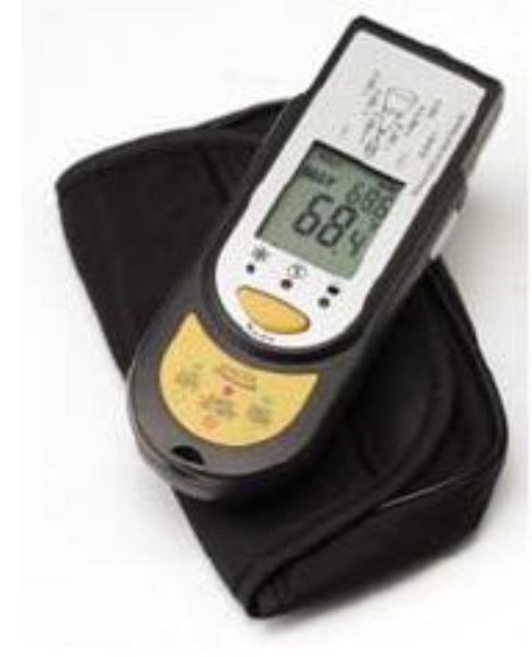 Taylor 9517L Professional Series Infrared Thermometer, Temp Range of -67F to 662F
