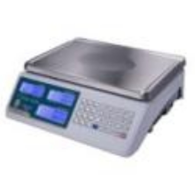 Taylor TPC60LT Price Computing Scale w/ LDC Readout, Front & Back Display, 60-lb