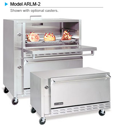 American Range ARLM-2 NG Double Multi Purpose Deck Oven, NG