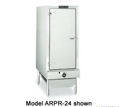 American Range ARPR24 LP 24-in Chinese Pork Roaster w/ 2-Burners &