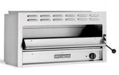 American Range ARSM24 NG 24-in Salamander Broiler, Infrared Burners & Manual Controls, NG