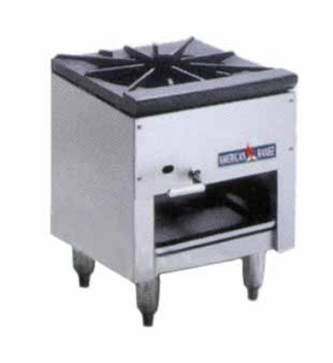 American Range ARSP-J LP 1-Burner Stock Pot Range, LP