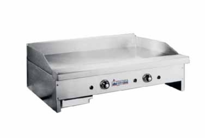 American Range ARTG36 NG 36-in Griddle w/ 3/4-in Steel Plate &  Thermostatic Control, NG