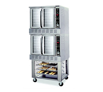 American Range MA-2 Double Deep Depth Gas Convection Oven - NG