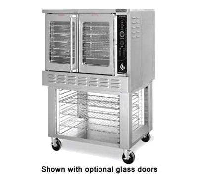American Range MSDE-1 Full Size Electric Convection Oven - 208/1v
