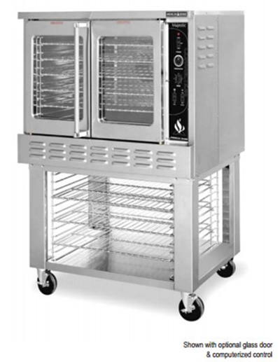 American Range MSD-2 Double Full Size Gas Convection Oven - NG