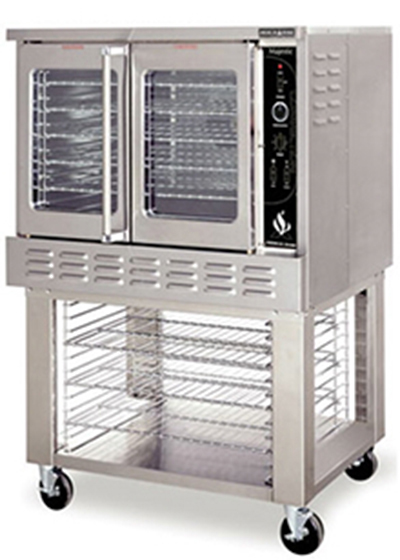 American Range MSDE-1 Full Size Electric Convection Oven - 208/3v