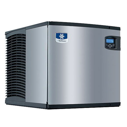 Manitowoc Ice ID-0322A Cube Style Ice Maker w/ 350-lb/24-hr Capacity, Air Cool, 115v