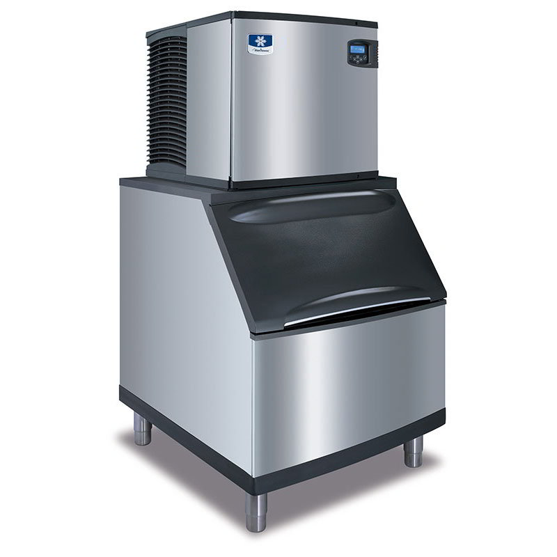 Manitowoc Ice ID-0522A-161/B-420 Cube Style Ice Maker - 475-lbs/24-hr, 310-lb Bin Capacity, Air Cool