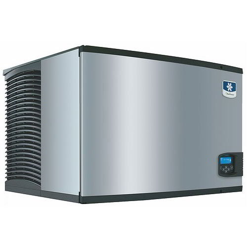 Manitowoc Ice ID-0606A Cube Style Ice Maker w/ 635-lb/24-hr, Air Cool, Stainless
