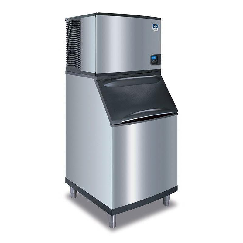 Manitowoc Ice ID-0606A/B570 Medium Volume Cube Ice Maker w/ 499-lb Bin - Air Cooled, 208v/1ph