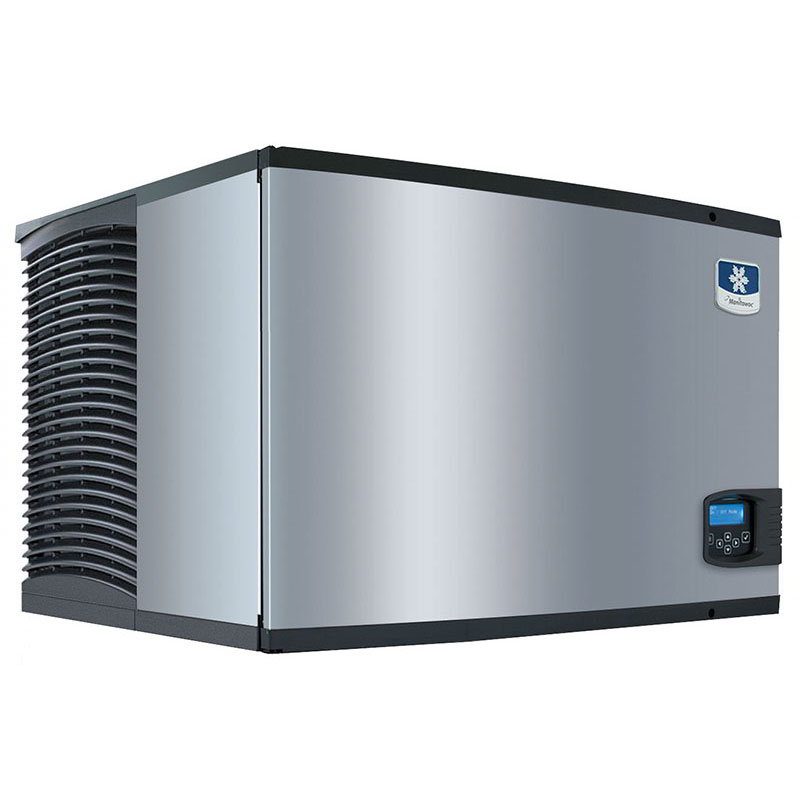 Manitowoc Ice ID-0696N Cube Style Ice Maker w/ 630-lb/24-hr Capacity, Air Cool, Remote, 208/1v