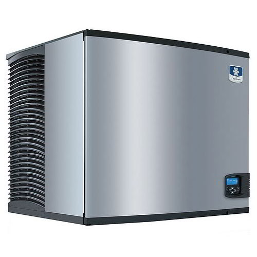 Manitowoc Ice ID-0906W Dice Cube Style Ice Maker w/ 839-lb/24-hr, Water Cool, Stainless