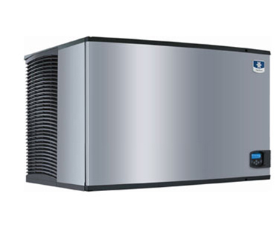 Manitowoc Ice ID-1403W3 Ice Maker - Full Cube, Water Cool, 1515-lb/24-hr, Remote Condenser, 208/3V