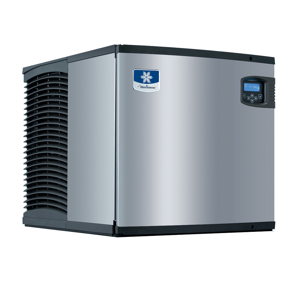 Manitowoc Ice IR-0521W Cube Style Ice maker w/ 395-lb/24-hr Capacity, Water Cool, 115v