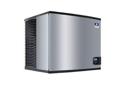 Manitowoc Ice IR-0996N Cube Style Ice Maker w/ 753-lb/24-hr Capacity, Remote, Air Cool, Stainless