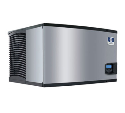 Manitowoc Ice IY-0305W Cube-Style Ice Maker w/ 310-lb/24-hr Capacity, Water Cool, 1/2-Dice, Export