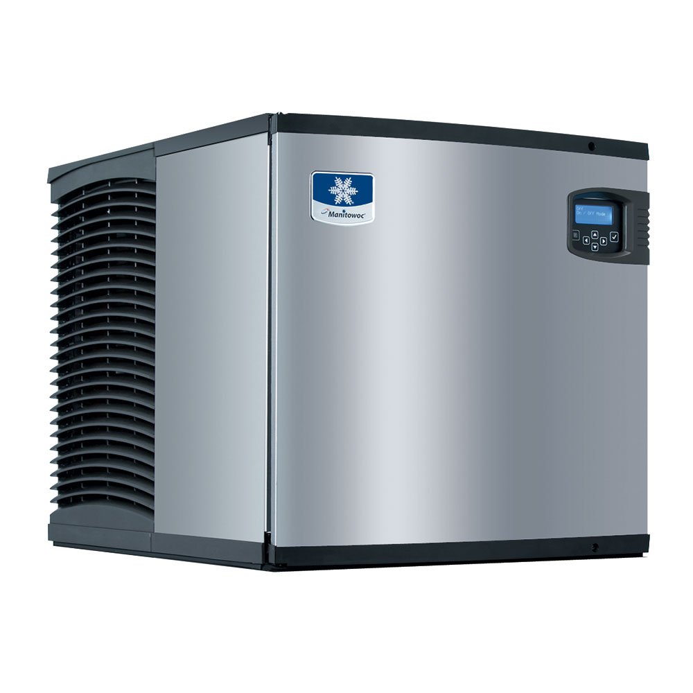 Manitowoc Ice IY-0324A Cube-Style Ice Maker w/ 350-lb/24-hr Capacity, Air Cool, 1/2-Dice, Export