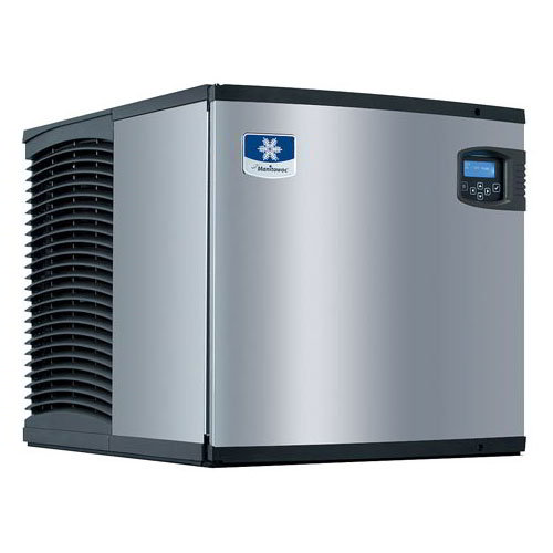 Manitowoc Ice IY-0325W Half Cube Style Ice Maker w/ 350-lb/24-hr Capacity, Water Cool, 115v