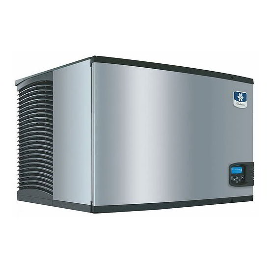 Manitowoc Ice IY-0455W Half Cube Style Ice Maker w/ 450-lb/24-hr Capacity, Water Cool, 115v