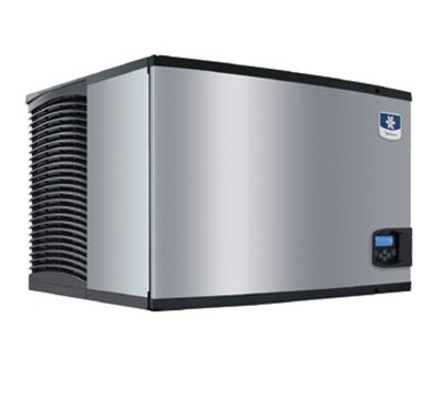 Manitowoc Ice IY-0455W Cube-Style Ice Maker w/ 450-lb/24-hr Capacity, Water Cool, 1/2-Dice, Export
